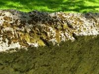 Jüriöö mälestusmärk enne puhastamist, foto SodaBlastBaltic