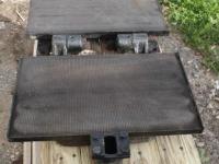 Kalevi kommivabriku vahvlikommi vahvli vormide puhastus, foto SodaBlastBaltic