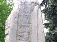 Muruneitsi ja teised skulptuurid peale soodapritsiga puhastamist, foto SodaBlastBaltic