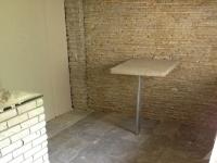 Paekivist seina puhastamine soodapritsiga