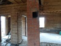 Renoveeritava maja puhastamine