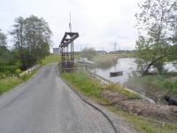 Üle jõe viiva trassi puhastamine