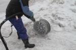 Valuvelgede puhastamine soodapritsiga, foto SodaBlastBaltic