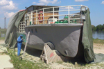 Laevakere puhastamine
