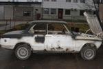 Vana BMW kere puhastamine soodapritsiga
